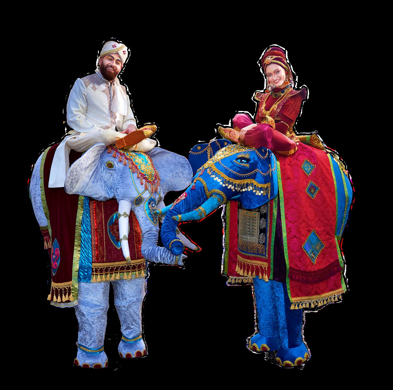 Circus in Wonderland